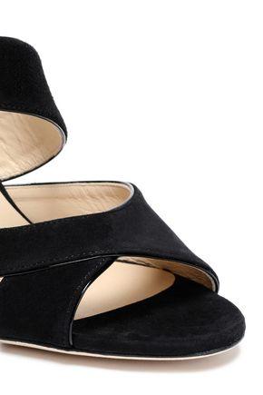 JIMMY CHOO Suede sandals