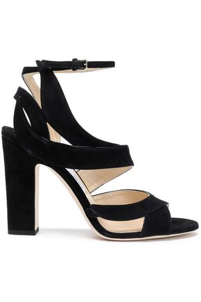 f4ca91720ed JIMMY CHOO Suede sandals