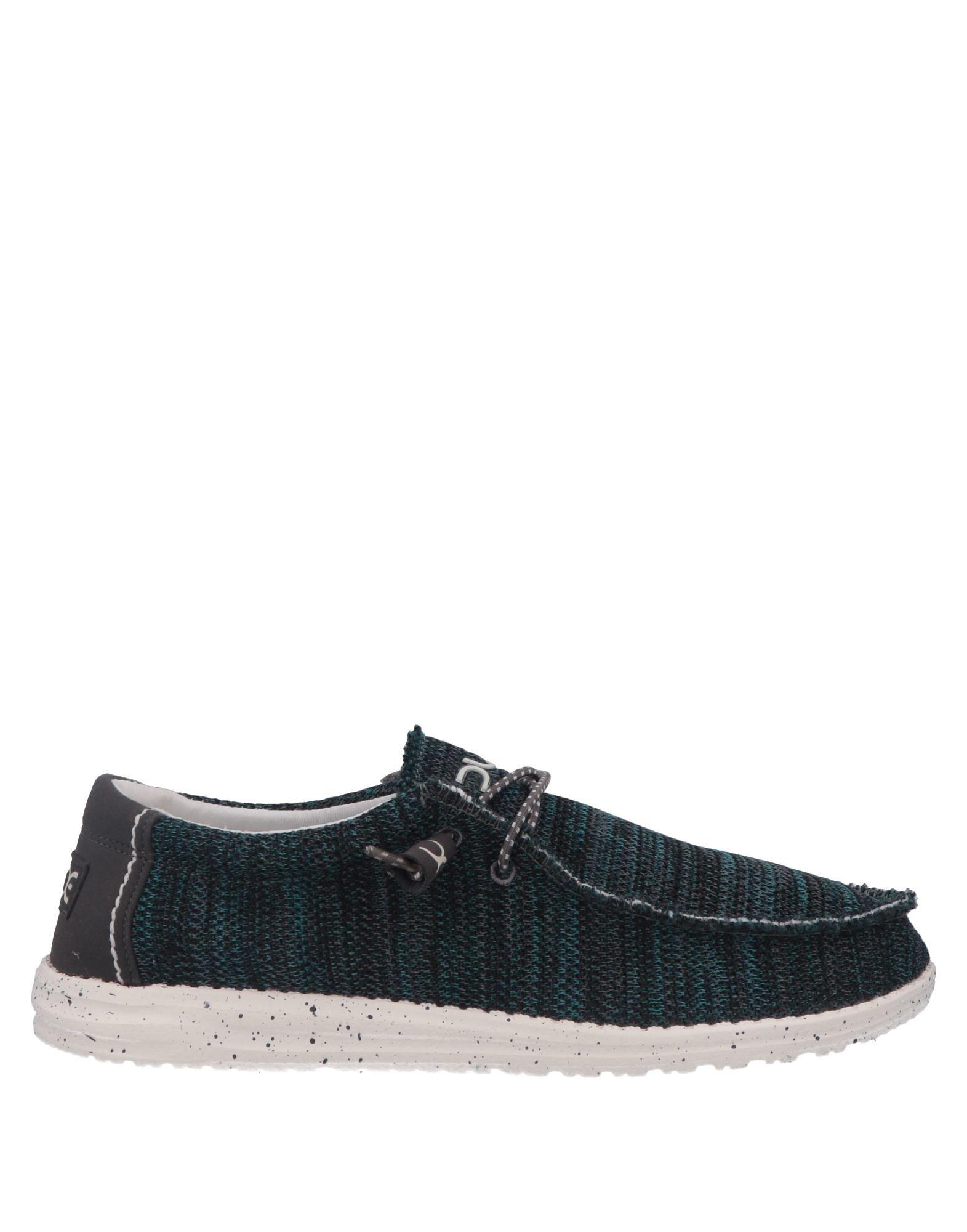 HEY DUDE Обувь на шнурках цены онлайн