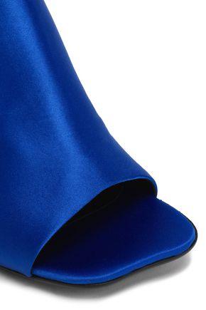 MM6 MAISON MARGIELA Satin ankle boots