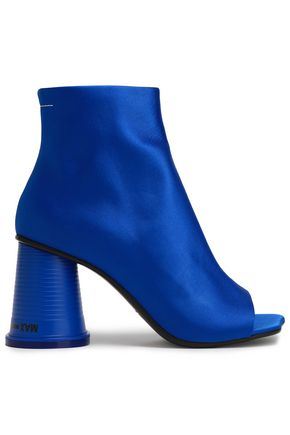MM6 MAISON MARGIELA Satin ankle boots