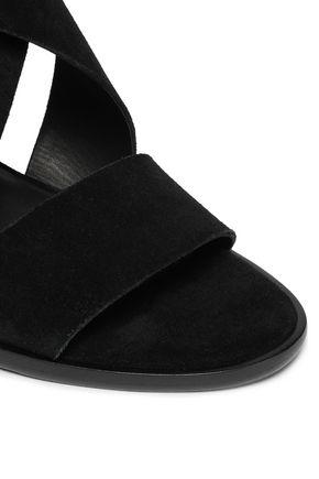 RAG & BONE Buckled suede sandals