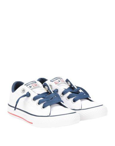 Фото 2 - Низкие кеды и кроссовки от CONVERSE ALL STAR белого цвета