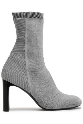 RAG & BONE Ellis stretch-knit sock boots
