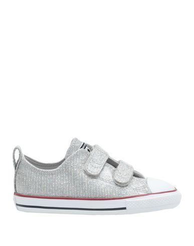 Фото - Низкие кеды и кроссовки от CONVERSE ALL STAR серого цвета