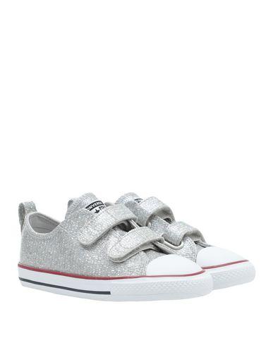 Фото 2 - Низкие кеды и кроссовки от CONVERSE ALL STAR серого цвета
