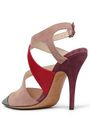 ETRO Calf hair, suede and patent-leather pumps