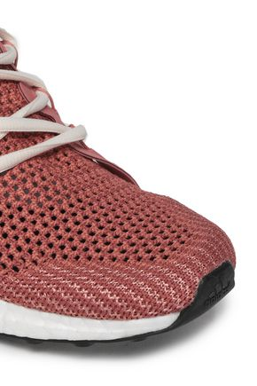 ADIDAS by STELLA McCARTNEY Mesh-trimmed Primeknit sneakers