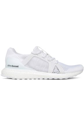 ADIDAS by STELLA McCARTNEY Mesh-trimmed Primeknit sneakers