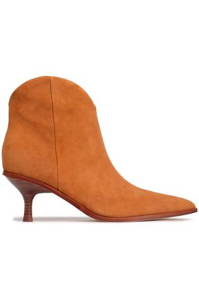 Sigerson Morrison  Suede ankle boots