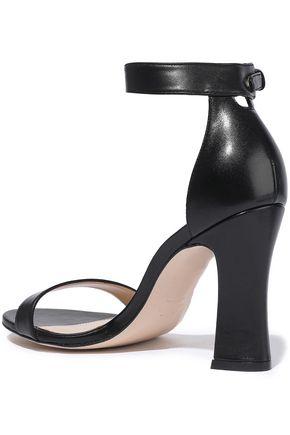 STUART WEITZMAN Backup leather sandals