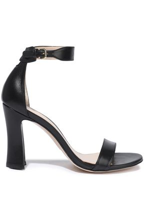 STUART WEITZMAN Backup leather sandals