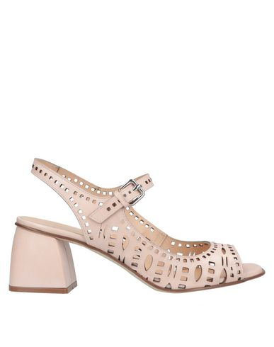 Фото - Женские сандали CARRIE LATT пастельно-розового цвета