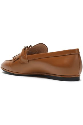 TOD'S Leather loafers