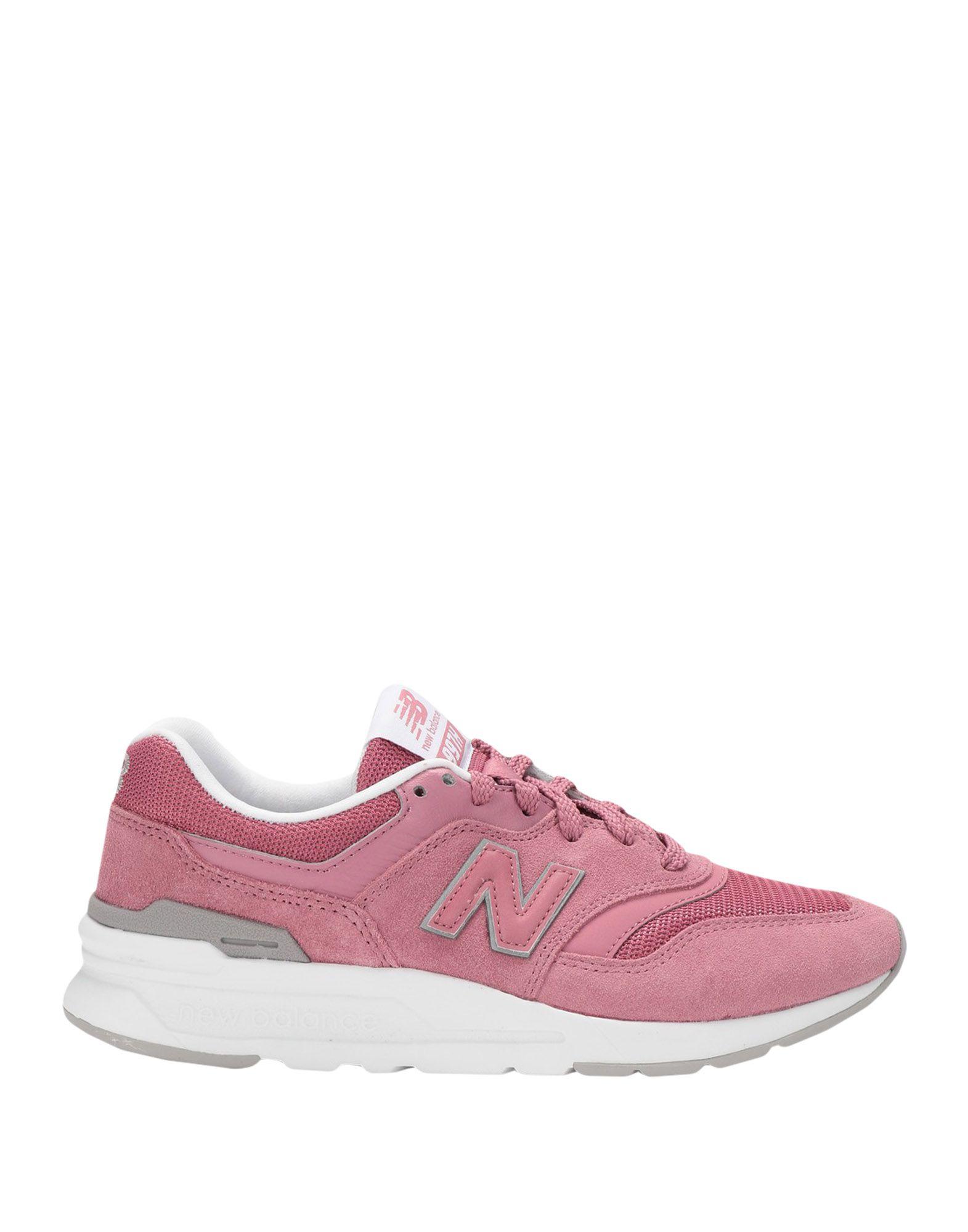 6a8e0b29cf60f 《セール開催中》NEW BALANCE レディース スニーカー&テニスシューズ(ローカット) ピンク