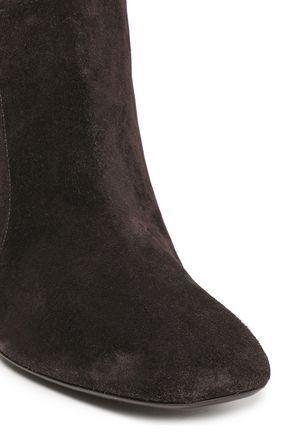 ROGER VIVIER Buckled suede boots