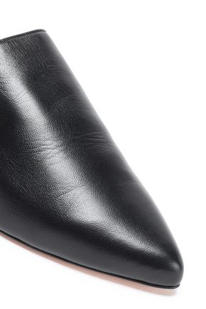 STUART WEITZMAN Leather mules