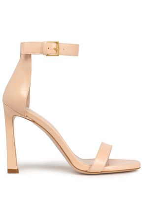 STUART WEITZMAN Leather sandals