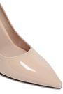 STUART WEITZMAN Leight patent-leather pumps