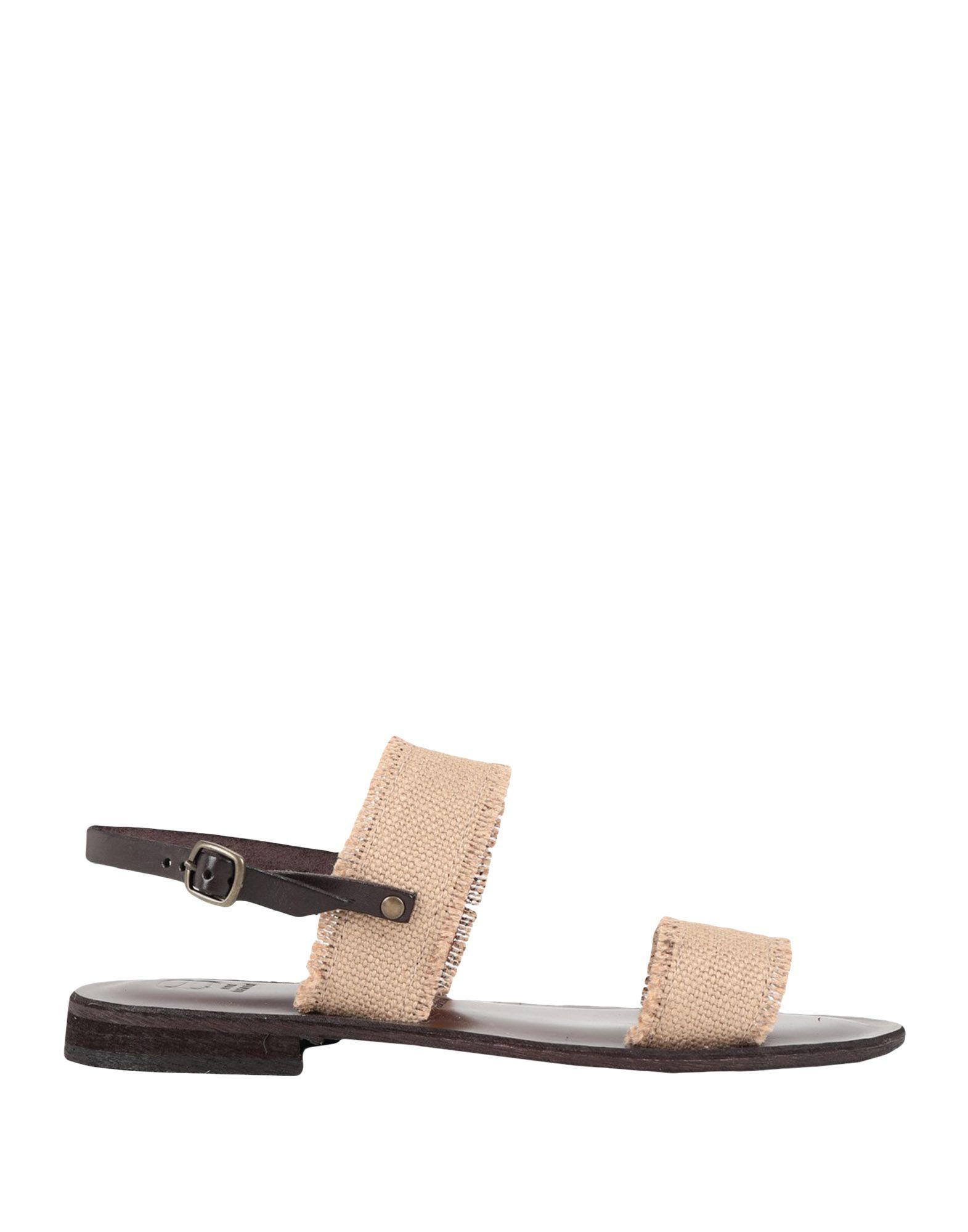 8 by YOOX Сандалии сандалии из разноцветной кожи dixmille