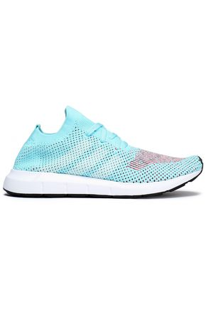 ADIDAS ORIGINALS Swift Run PK stretch-knit sneakers