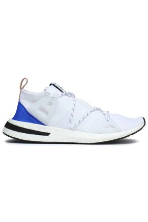 ADIDAS ORIGINALS Arkyn stretch-knit and neoprene sneakers