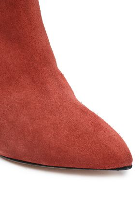 ISABEL MARANT Suede ankle boots