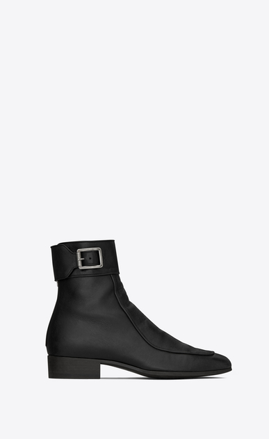 Miles boots in smooth leather