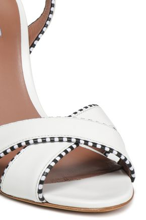 TABITHA SIMMONS Connie leather sandals