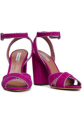 TABITHA SIMMONS Connie suede sandals