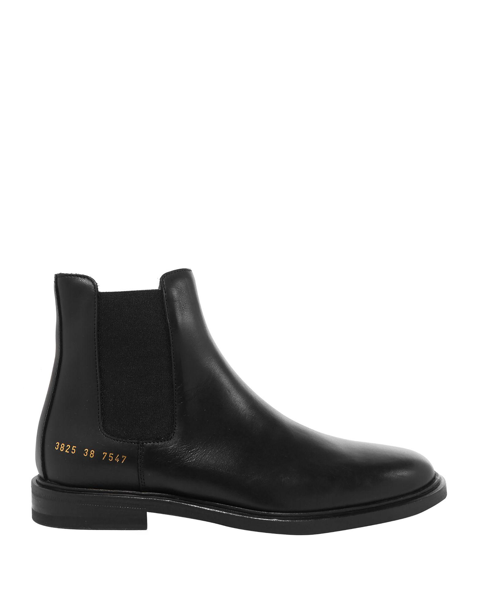 WOMAN by COMMON PROJECTS Полусапоги и высокие ботинки цены онлайн