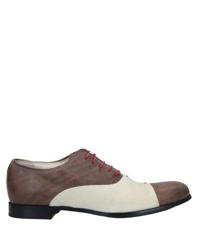 LO.WHITE Chaussures à lacets femme
