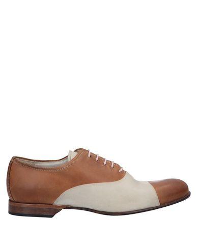 Купить Обувь на шнурках от LO.WHITE цвет верблюжий