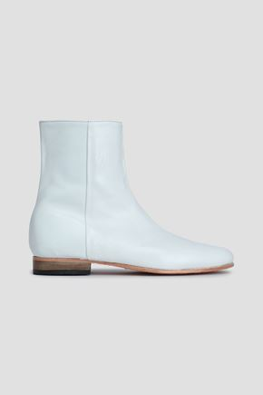 DIEPPA RESTREPO Rod leather ankle boots