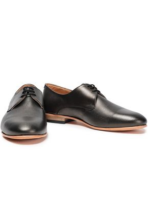 DIEPPA RESTREPO Leather brogues