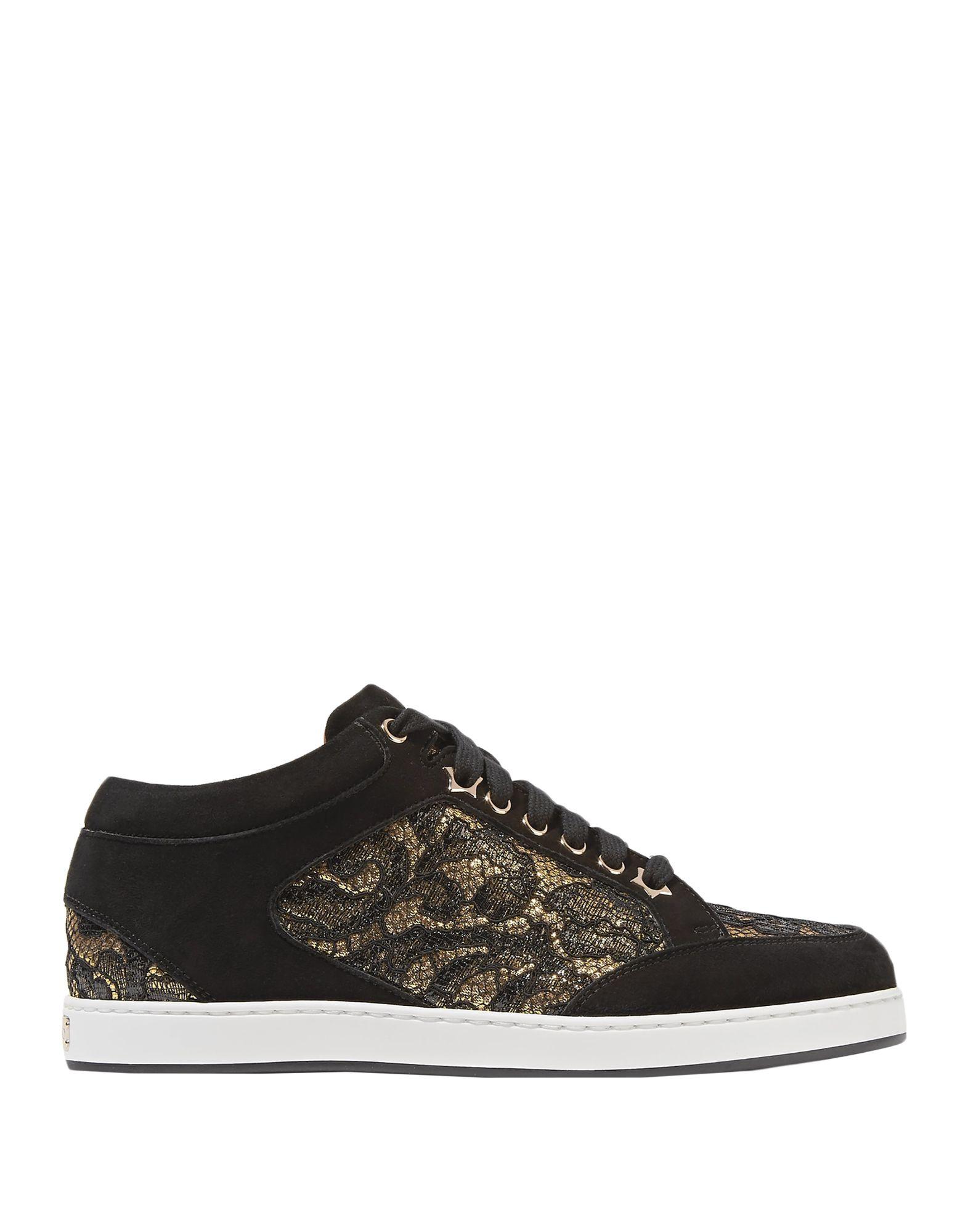 JIMMY CHOO Низкие кеды и кроссовки кеды на шнуровке кожаные jimmy connors leopard