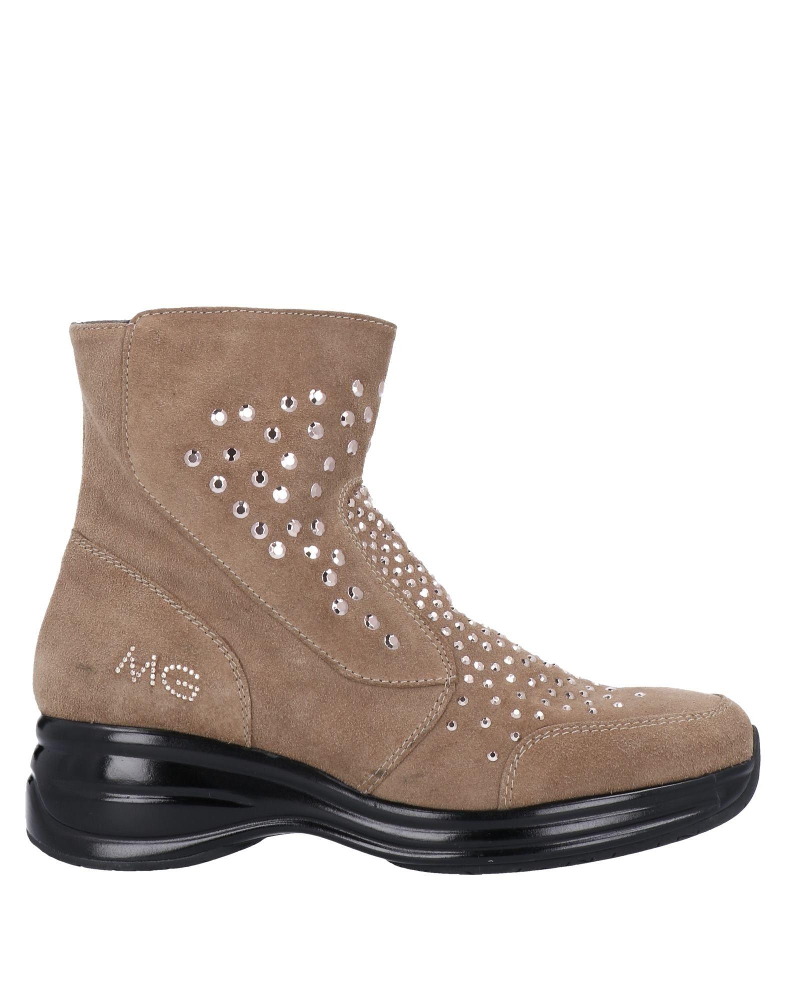 MG MAGICA Полусапоги и высокие ботинки