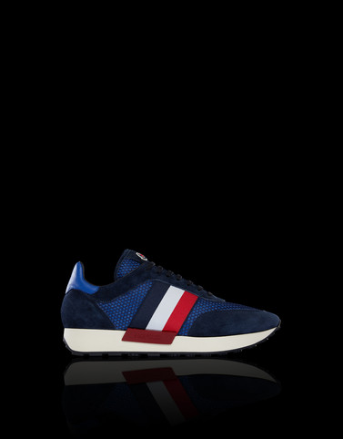 HORACE Dark blue Sneakers Man