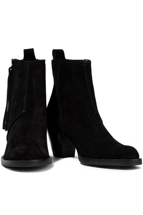f150ded5e44 ACNE STUDIOS Pistol suede ankle boots