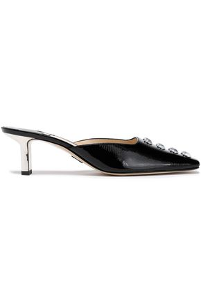 PAUL ANDREW Mid Heel Pumps