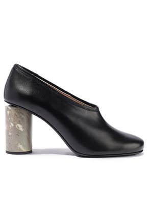 ACNE STUDIOS Amy leather pumps