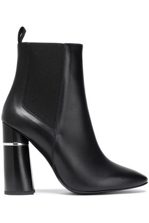 Drum Leather Ankle Boots by 3.1 Phillip Lim