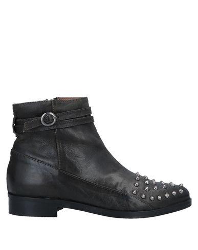 Фото - Полусапоги и высокие ботинки от 1725.A цвет стальной серый