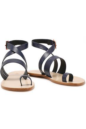 64e1a85ccb5d TIBI Hallie leather sandals