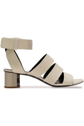PROENZA SCHOULER Cutout leather sandals