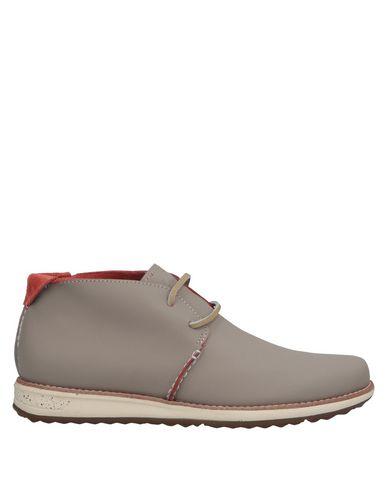 Фото - Полусапоги и высокие ботинки от OHW? цвет голубиный серый