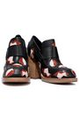 MARNI Embroidered leather pumps