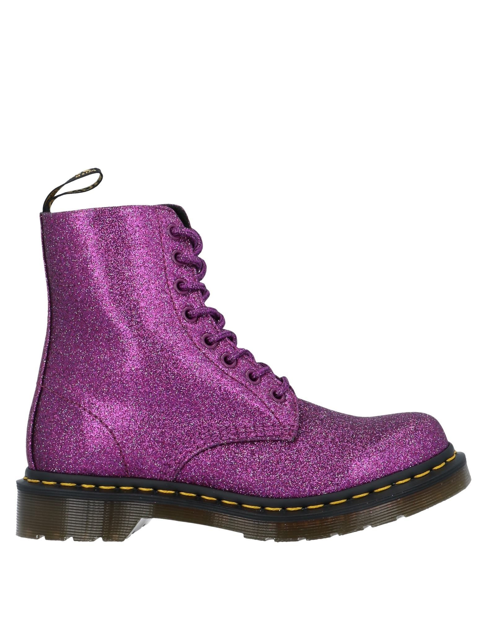 DR. MARTENS Полусапоги и высокие ботинки