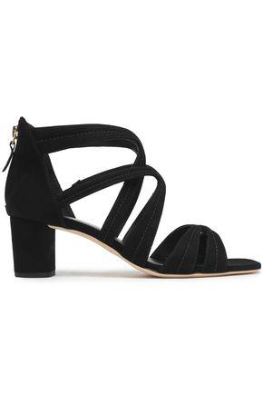 SANDRO Suede sandals