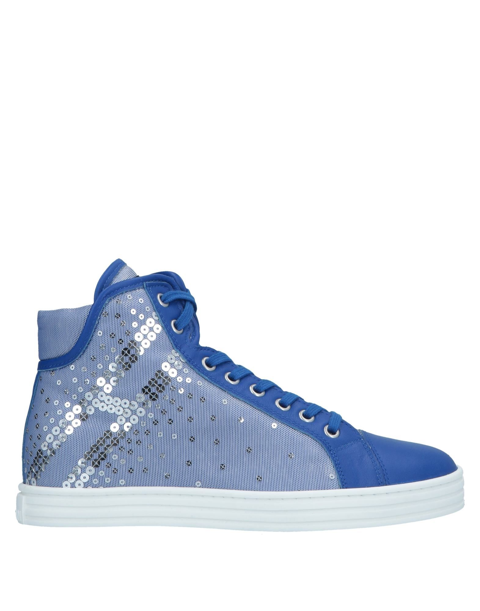 Hogan Rebel Sneakers In Blue | ModeSens